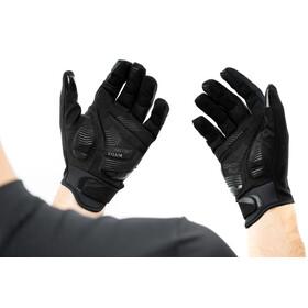 Cube X NF Long Finger Gloves, black
